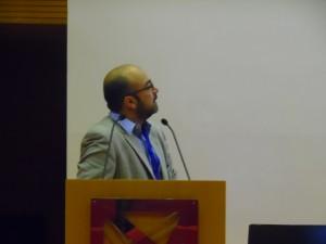 Aureo de Paula keynote lecture